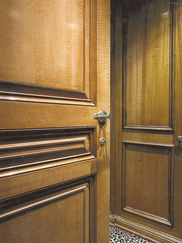 Grained Door