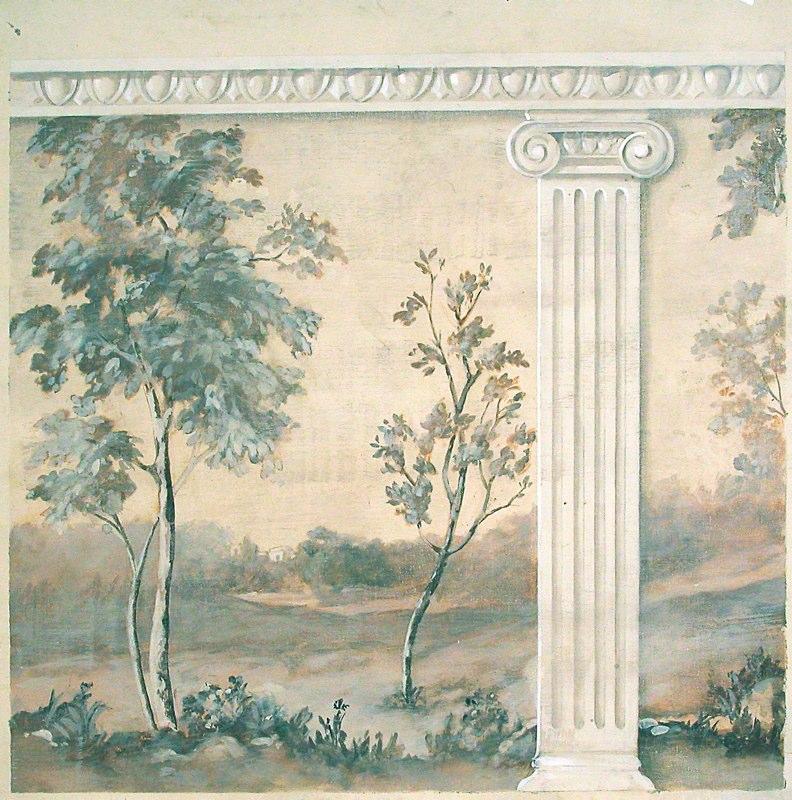 Mural - detail