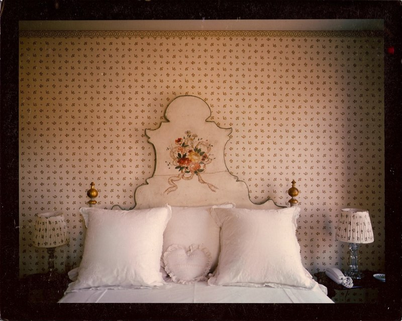 Headboard - painted