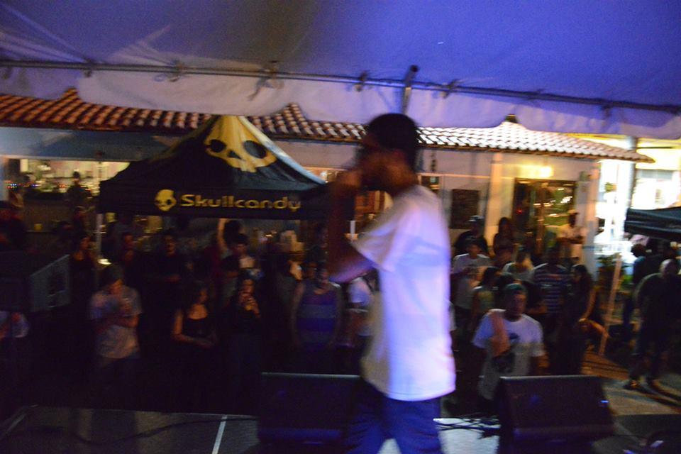 UnochoSkeptic Skeptic Unochosiete Live Puerto Rico Hip Hop