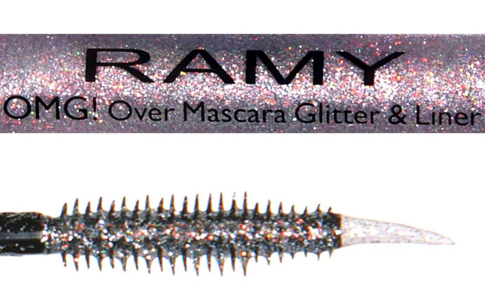 This is so much fun!! This was my go to back in the day!! Wear it on your lashes over mascara. Get it at   www.ramy.com
