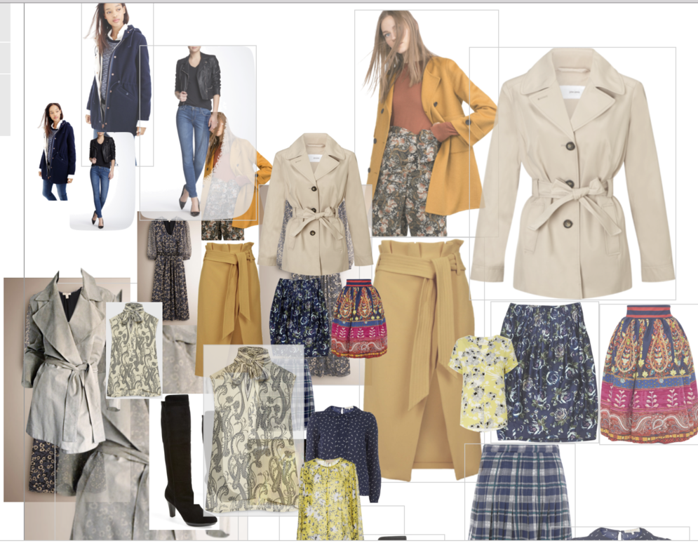 Using Polyvore