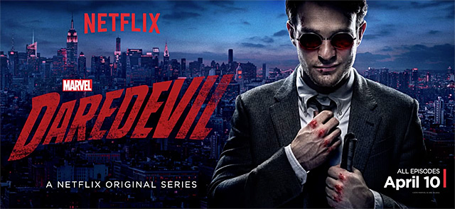 Marvel's Daredevil Season 1 is on Netflix.