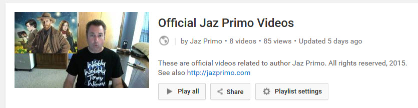 Jaz YouTube Channel