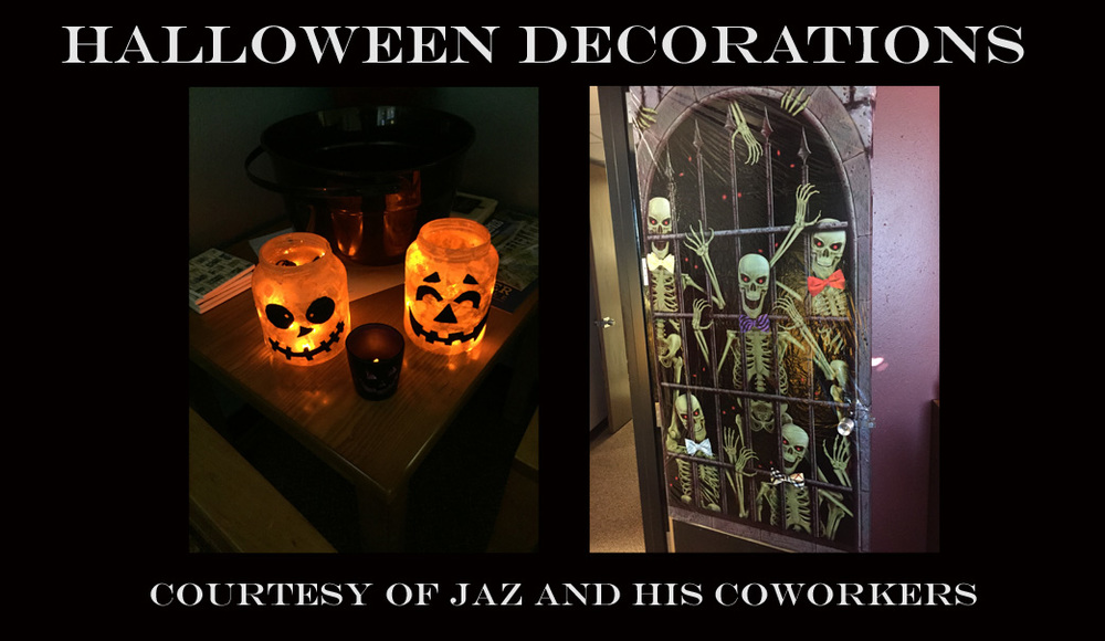 (Halloween Decor #2 -- PHOTO COPYRIGHT 2015 BY JAZ PRIMO)