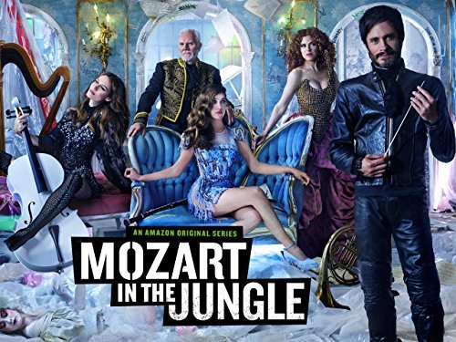 Amazon Productions: Mozart in the Jungle