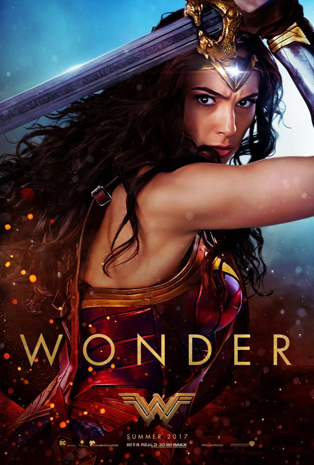 Wonder Woman Film 01