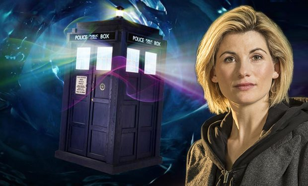 The 13th Doctor will be played by actress Jodie Whittaker.