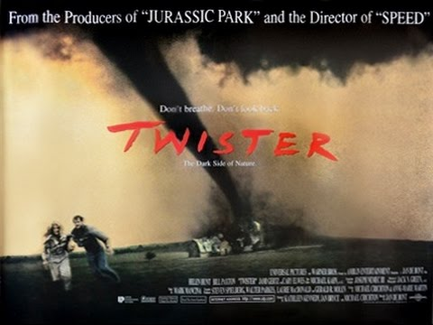 The 1996 film, Twister.