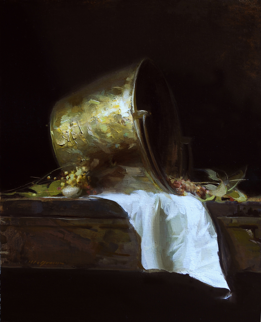 Sherrie Mcgraw American Masters At The Salmagundi Club