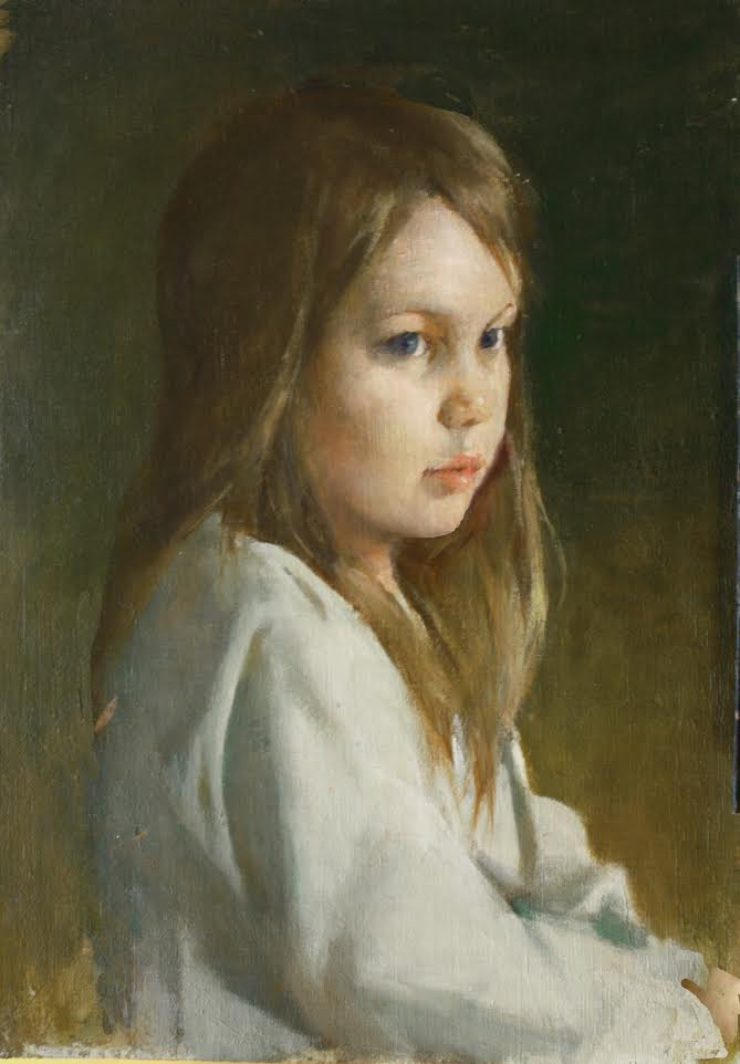 Awakening: Portrait of a Girl