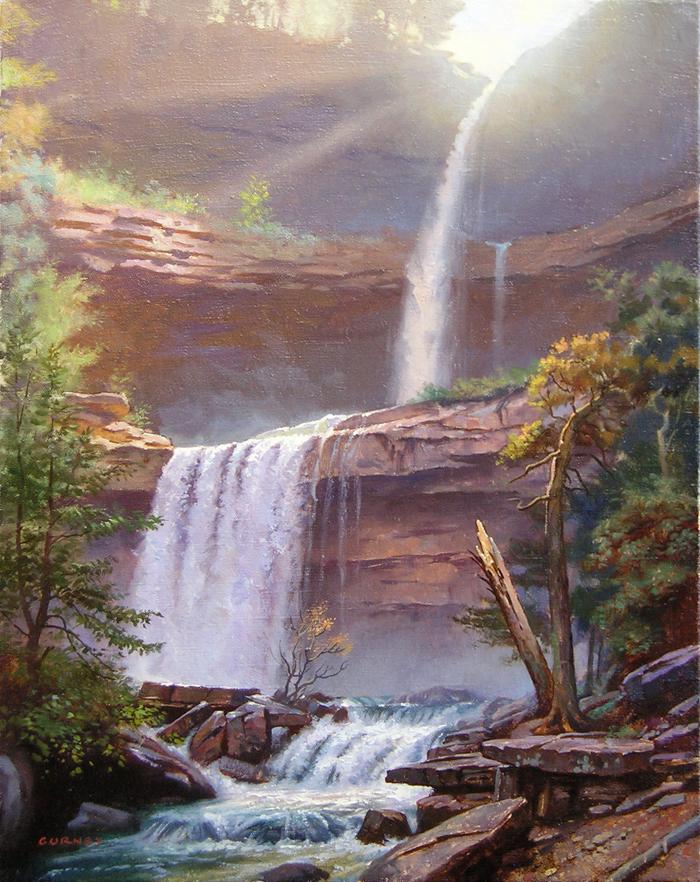 Gurney Kaaterskill.Falls.20x16.sm.JPG