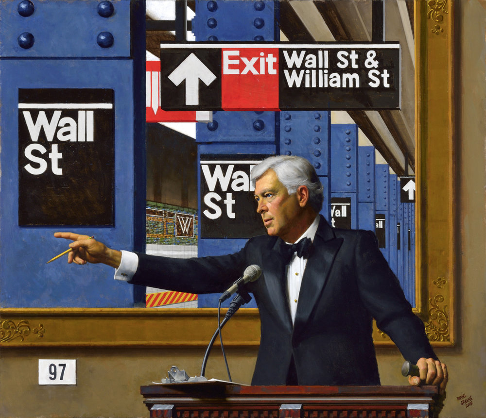 Daniel E. Greene_Lot 97, Wall St., Williams St. Exit_2015_oil on linen_43 x 50_$160,000.jpeg