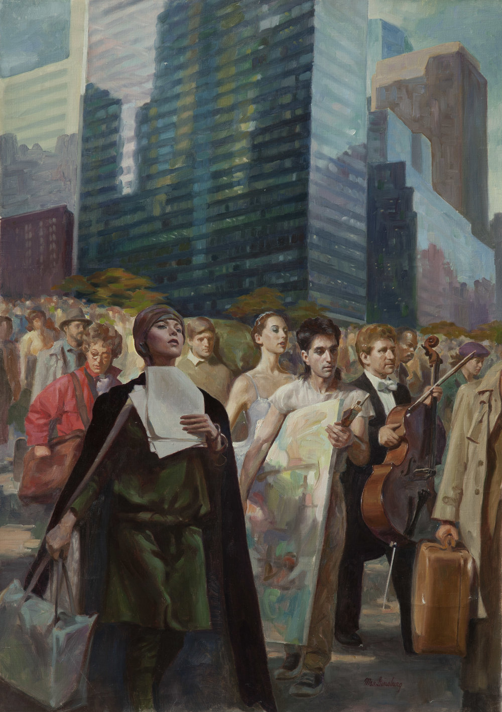 American Masters Exhibition