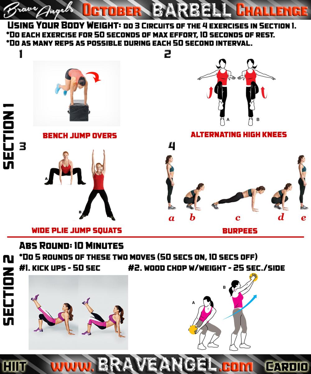 Lower Body Workout Cardio
