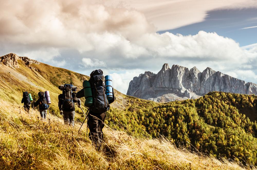 trail-hiking-mountain-group