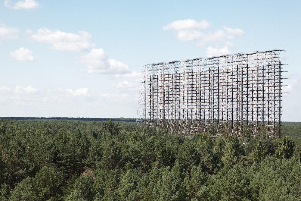 Duga-3, Ukraine - 2010 - 45x60cm
