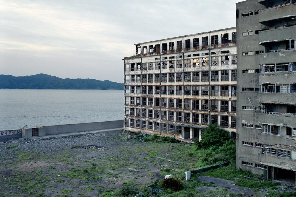Gunkanjima, Japon - 2007 - 45x60cm