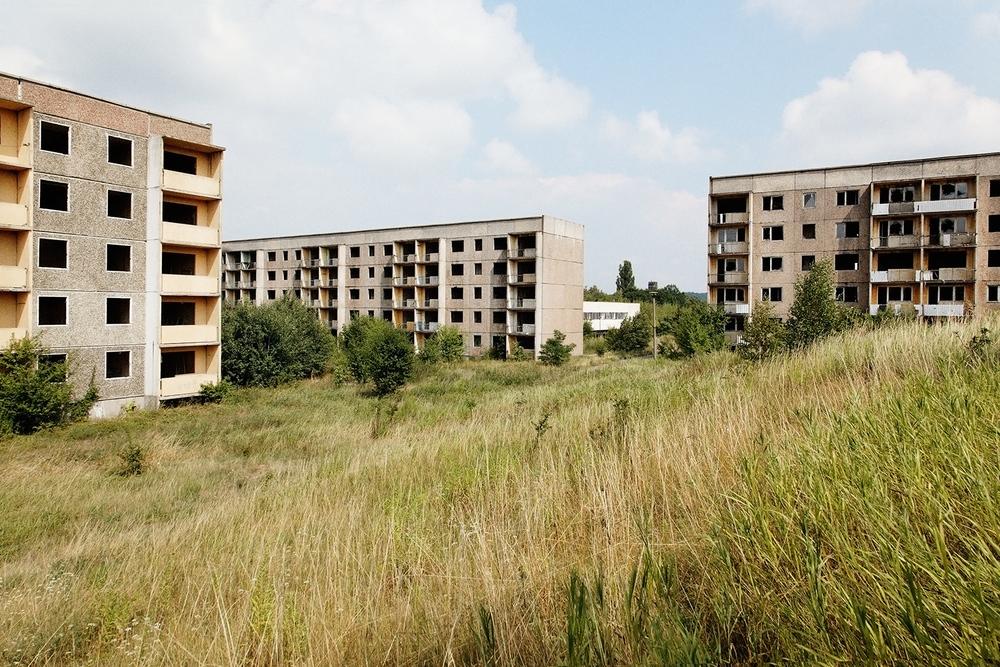 Krampnitz, Allemagne - 2010 - 45x60cm