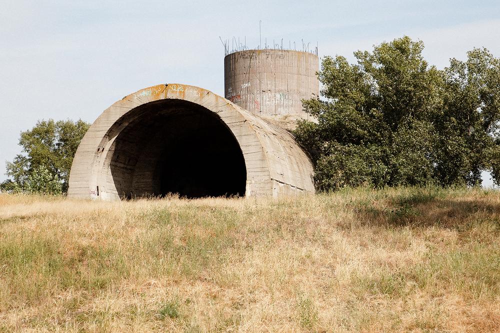 Objekt 2, Obolon, Ukraine - 2010 - 45x60cm