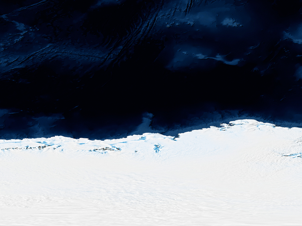 Antarctic Horizon,  2008