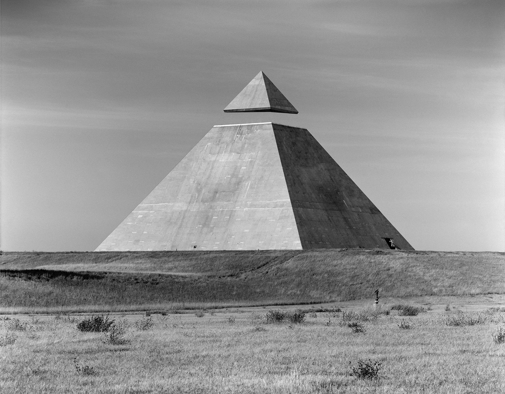 Supremacy Park - Pyramidion - 2009