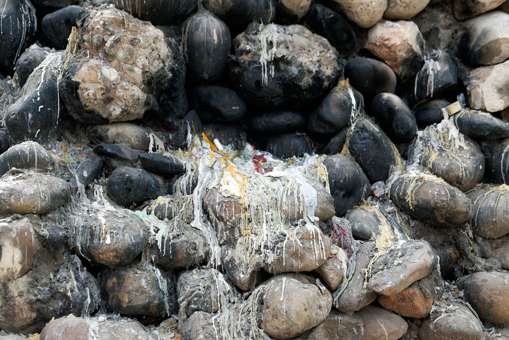 De pierres, de cire et de larmes, Ainkawa, Irak - 2015