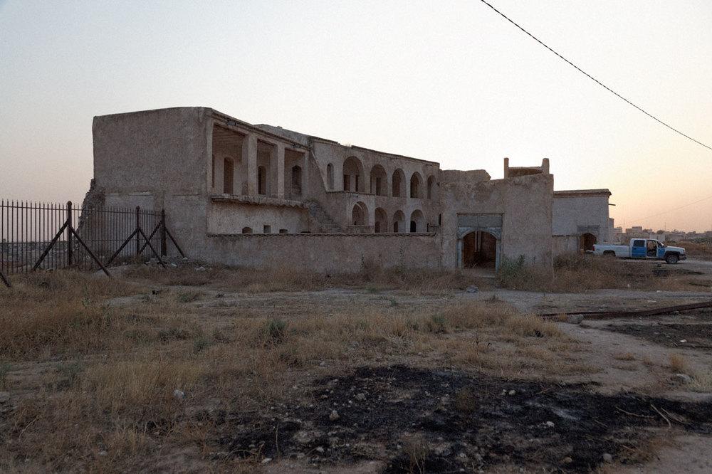 L'école juive dans la citadelle