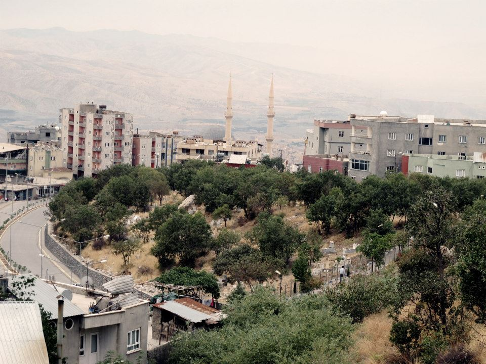 Şırnak - Siège du PKK