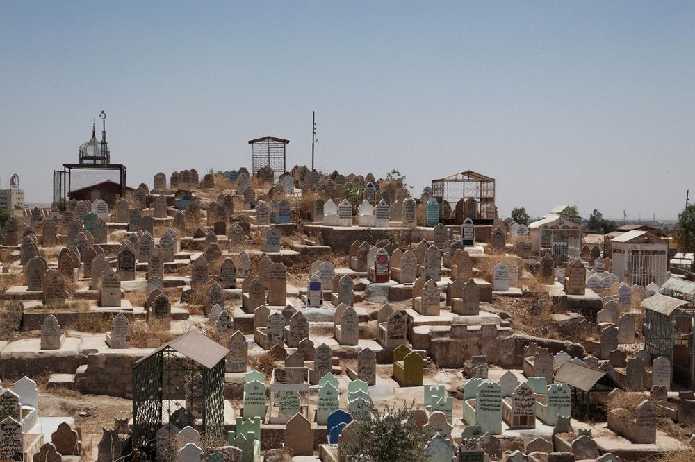 Cimetière Shekh Muhi Al-din