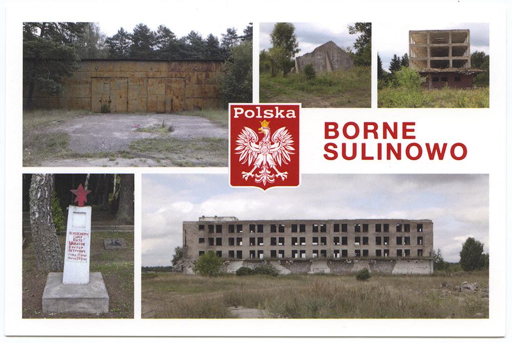 Borne Sulinow - Pologne, 2011