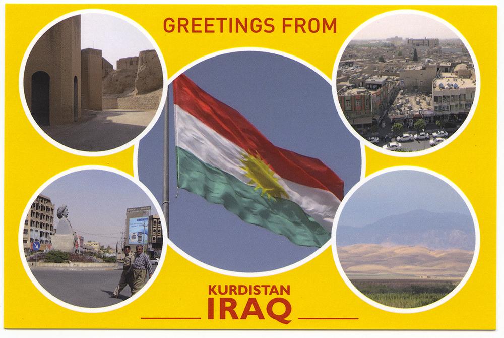 Kurdistan Irakien, 2011