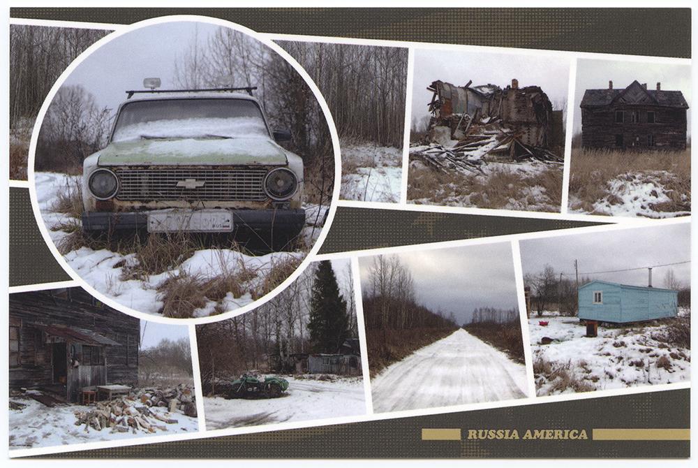 Russia America - Russie, 2014