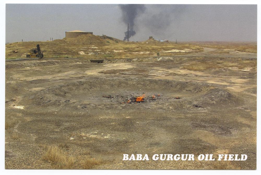 Baba Gurgur - Kirkouk, Irak 2015