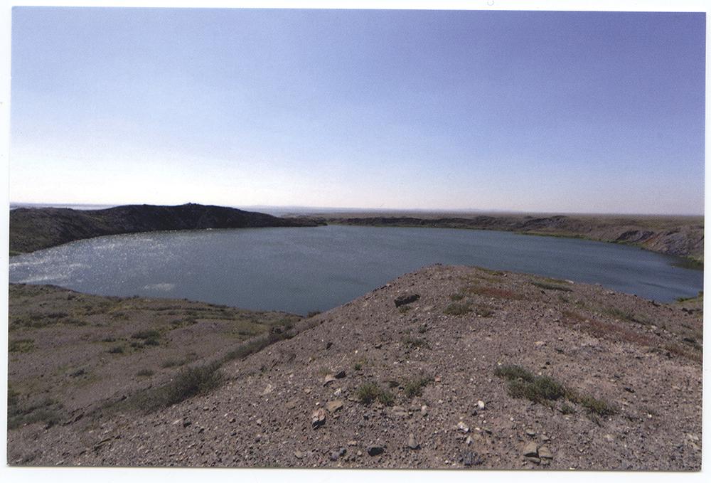 Lac Chagan - Kazakhstan 2016