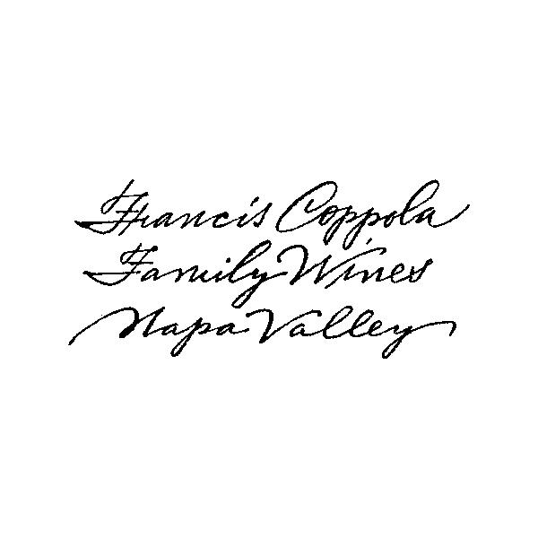 Francis Coppola Logo/lettering