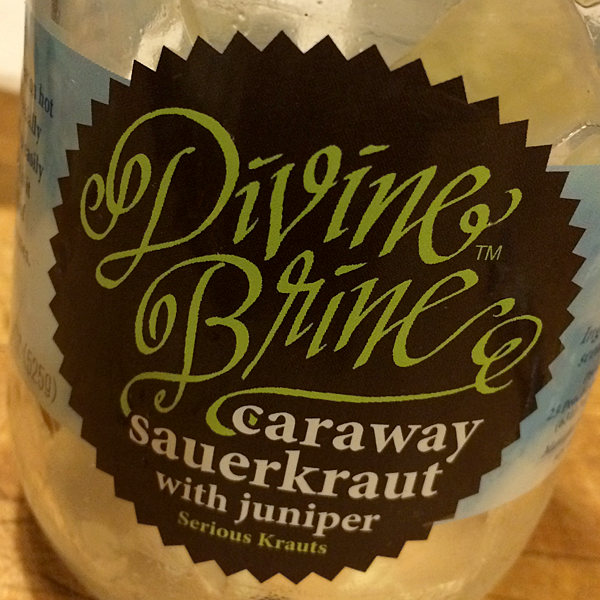 """Divine Brine"" foods"