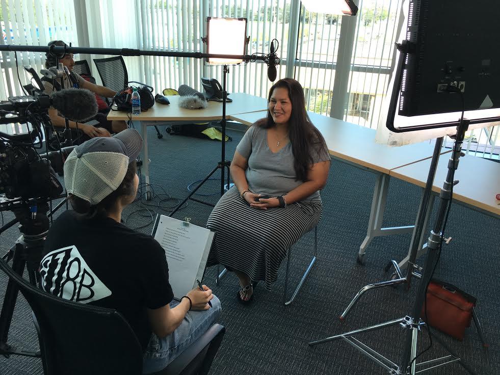 Melanie Gomez, Eligibility Coordinator for Corpus Christi Regional Transportation Authority