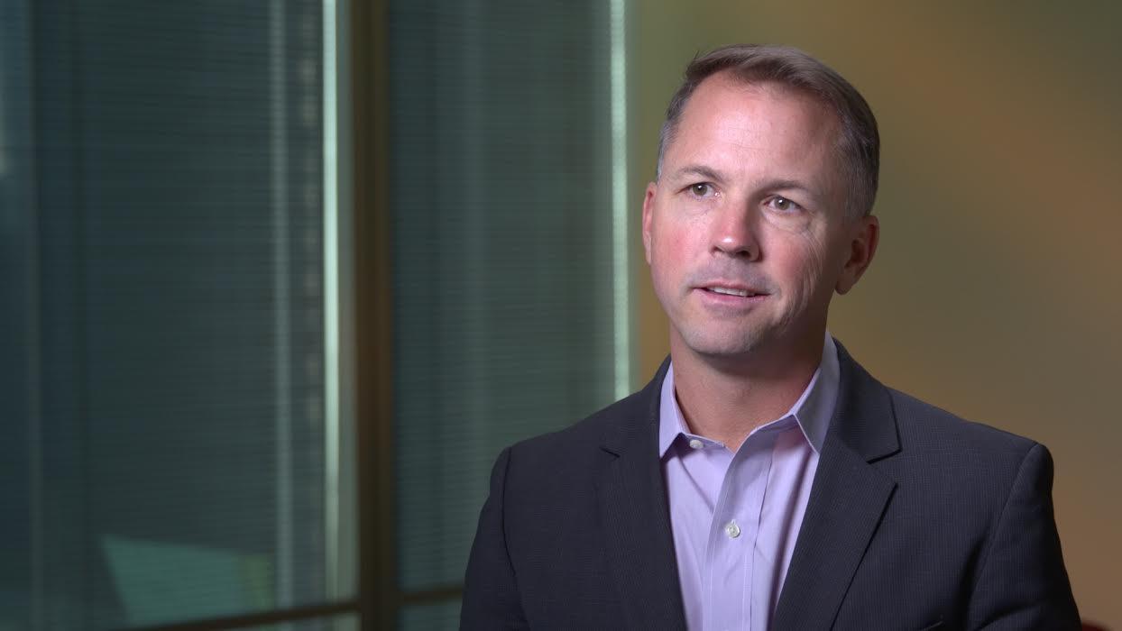 Mike Kearney at Deloitte