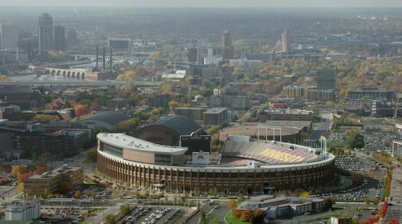 Sports Illustrated: Football In Minnesota