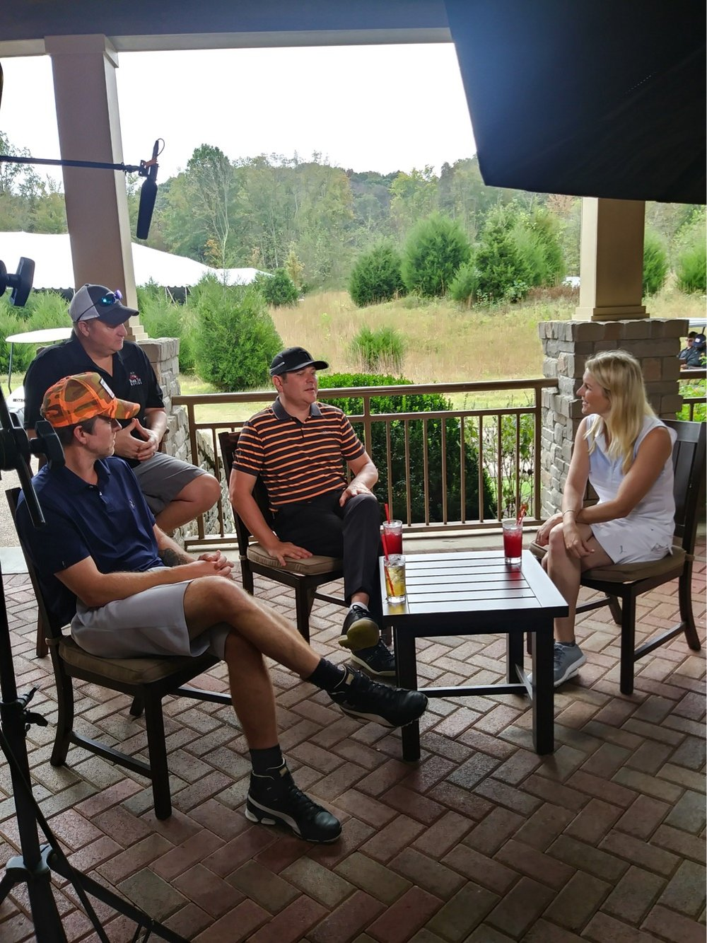 Sports Illustrated: A Round with Rascal Flatts