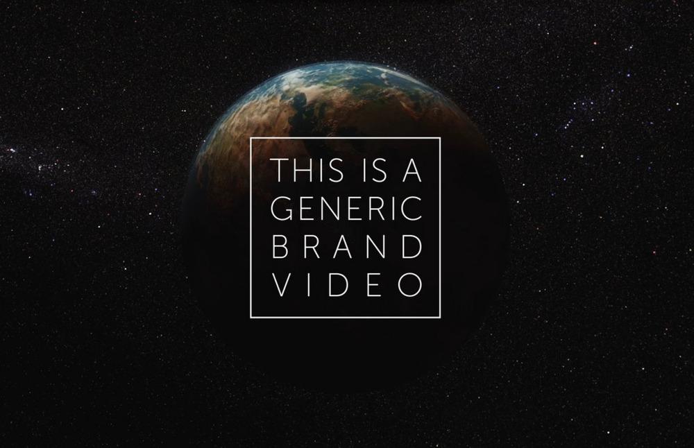 2014 - 03-25 Generic Brand Video