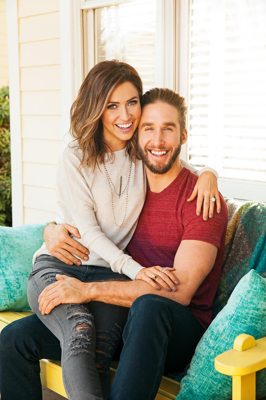 Kaitlyn Bristow & Sean Booth