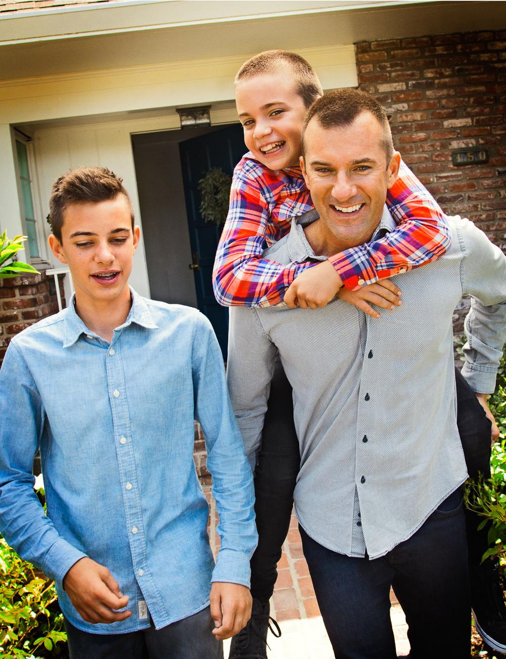 Catt Sadler Family