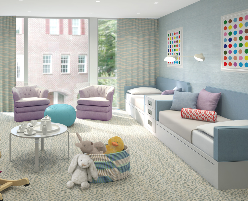 KIDS' ROOMS & PLAY SPACES