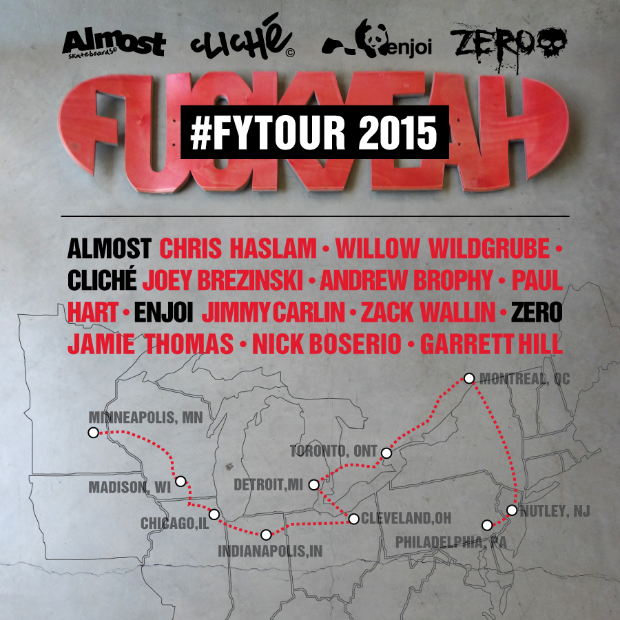 fytour dates dwindle almost enjoi cliche zero