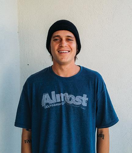 Yuri Facchini Almost Skateboards