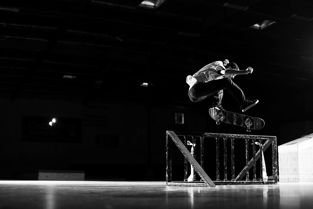 Tyson Bowerbank Almost Skateboards - The Berrics Recruit 5