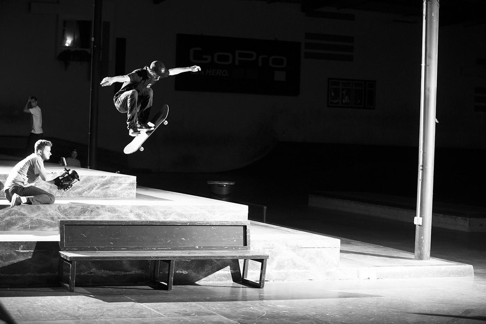 Tyson Bowerbank Almost Skateboards - The Berrics Recruit 6