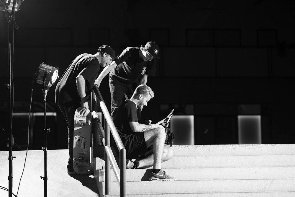 Tyson Bowerbank Almost Skateboards - The Berrics Recruit 8